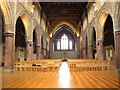 TQ2973 : St Thomas church - reordered nave by Stephen Craven