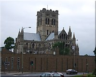 TG2208 : Norwich Catholic Cathedral by N Chadwick