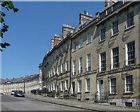 ST7465 : Lansdown Place East, Bath by Stephen Richards