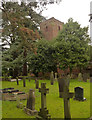 SK5934 : Church of the Holy Rood, Edwalton by Alan Murray-Rust