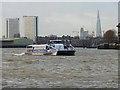 TQ3878 : Greenwich Reach by Oliver Dixon