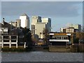 TQ3878 : Poplar Rowing Club by Oliver Dixon
