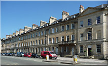 ST7565 : 66-77 Great Pulteney Street, Bath by Stephen Richards