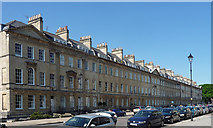 ST7565 : 21-40 Great Pulteney Street, Bath by Stephen Richards