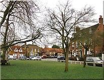 TQ0487 : The village green, Denham by Stefan Czapski