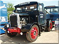 SP3554 : 1946 Scammell Box Tractor by Michael Trolove