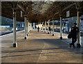 ST5972 : Platforms at Bristol Temple Meads Station by Derek Harper