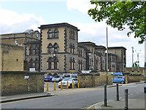 TQ2673 : Wandsworth Prison by Robin Webster
