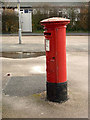 SK6033 : Tollerton Post Office postbox ref NG12 62 by Alan Murray-Rust