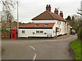 SK6327 : Cottages on Field Lane by Alan Murray-Rust