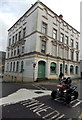 ST0499 : Quad bike and Workmens Club & Institute in Mountain Ash by Jaggery