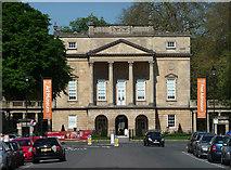 ST7565 : Holburne Museum, Sydney Place, Bath by Stephen Richards