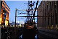 TQ3280 : Golden Hinde by N Chadwick