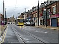 SD9204 : Eastbound Tram on Union Street by David Dixon