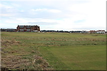 NS3229 : Royal Troon Golf Course by Billy McCrorie