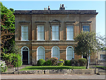 ST7565 : Cleveland House, Sydney Road, Bath by Stephen Richards