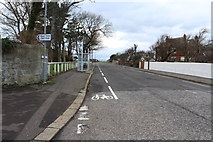 NS3229 : Craigend Road, Troon by Billy McCrorie
