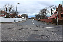 NS3229 : Bentinck Drive, Troon by Billy McCrorie