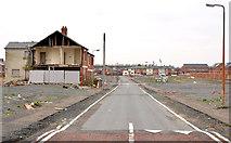 J3272 : Kitchener Street, Belfast - January 2014 by Albert Bridge