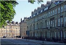 ST7565 : 1-12 Sydney Place, Bath by Stephen Richards