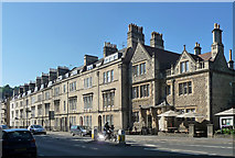 ST7565 : 11-23 Bathwick Street, Bath by Stephen Richards