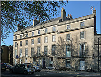 ST7565 : Rochfort Place, Bathwick Street, Bath by Stephen Richards