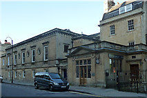 ST7565 : Penitentiary Chapel, Walcot Street by Stephen Richards