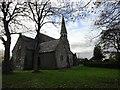 NZ2949 : Christ Church, Great Lumley by Robert Graham