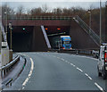 SH7878 : Entering Conwy Tunnel by Ian S