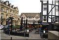 SJ8398 : The Old Wellington Inn & Sinclairs Oyster Bar by N Chadwick