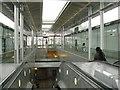 TQ3981 : Canning Town transport interchange, Silvertown Way E16 by Robin Stott