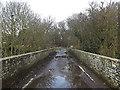 TM2647 : On Broomheath Railway Bridge by Adrian Cable