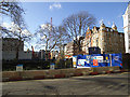 TQ2881 : Crossrail site, Hanover Square by Stephen Craven