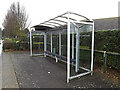 TM2145 : Guided Busway Bus Stop by Adrian Cable