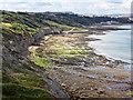 TA0586 : Wheatcroft Cliff & Black Rocks by Scott Robinson