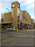 TQ2804 : Hove Town Hall by Simon Carey