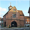 SU6894 : Watlington Town Hall by Robin Webster