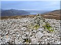 NC8607 : Killin Broch above Loch Brora - View to West by Andrew Tryon