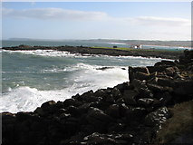 C8541 : East Bay Portrush by Willie Duffin