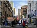 SJ8498 : Charlotte Street by David Dixon