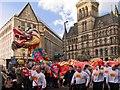 SJ8398 : Chinese New Year Parade, Princess Street by David Dixon
