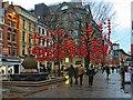 SJ8398 : St Ann's Square by David Dixon