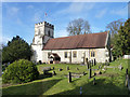 SU8084 : Medmenham church by Robin Webster
