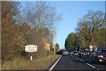 TF8825 : A1065 entering East Raynham by N Chadwick