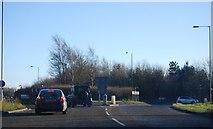 TF9331 : A148, Fakenham bypass by N Chadwick