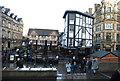 SJ8398 : Old Wellington Inn & Sinclairs Oyster Bar by N Chadwick