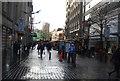 SJ8398 : St Ann's Square by N Chadwick