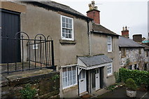 SK2168 : Little Hill Cottage, Church Alley, Bakewell by Peter Barr