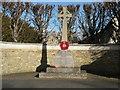 TL5362 : War Memorial in Lode village by Robert Edwards