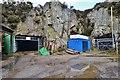 SW6536 : Holman's Test Mine - Quarry by Ashley Dace